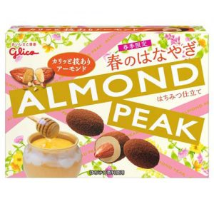 Glico Spring Honey Almond Peak (Clearance)